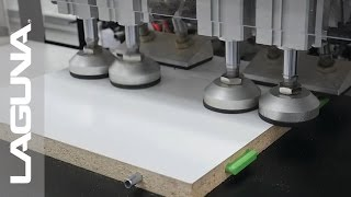 Laguna Tools - SmartShop LD4 Cabinetry - CNC Machine