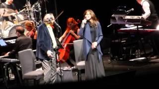 Battiato & Alice - I treni di Tozeur  Live @ Bologna 30/03/2016