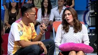 Luna Maya Gatal - Gatal Hidungnya - dahSyat 30 April 2014