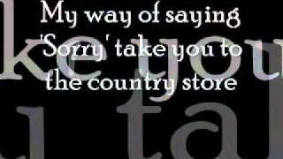 Marques Houston Ft Young Rome - All because of you with lyrics