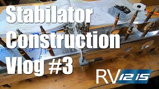 RV Aircraft Video - Upper & Lower Cable Horns Assembly