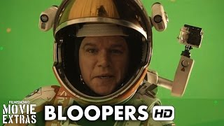 The Martian (2015) Bloopers & Gag Reel