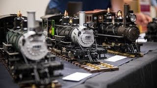 Accucraft's Model Steam Trains - Video Youtube
