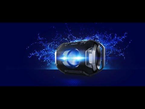Philips ShoqBox SB300 (conhecendo o aparelho)