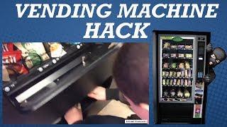 how to hack a vending machine with no money - Thủ thuật máy tính
