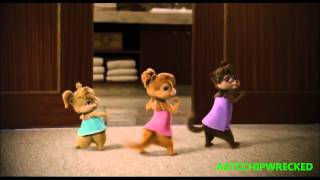 """""""Whip My Hair"""" by The Chipettes music video (Alvin Green Seville's music video Version)"""