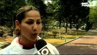 Figuras del Deporte Mexicano - Yadira Lira Navarro: Karate