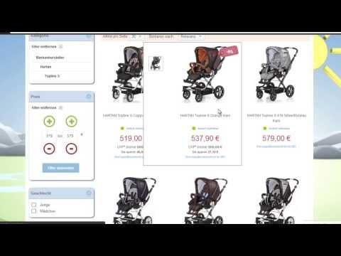 Günstiger Kinderwagen ! Billig und gut Erfahrungsbericht