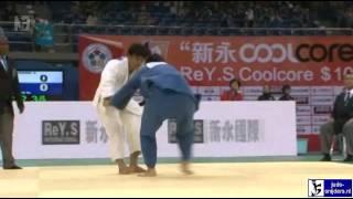 Judo 2012 Grand Prix Qingdao: Zhang (CHN) - Hsu (TPE) [-81kg]