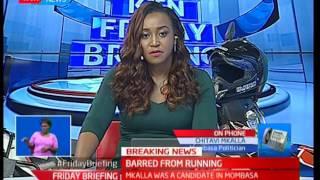Chitavi Antony Mkalla responds to IEBC's integrity allegations