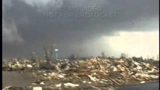 5/25/2008 Parkersburg, Iowa Tornado Footage