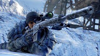 ОФИГЕННИШАЯ ИГРА ПРО СОВРЕМЕННОГО СНАЙПЕРА НА ПК ! Sniper Ghost Warrior 2