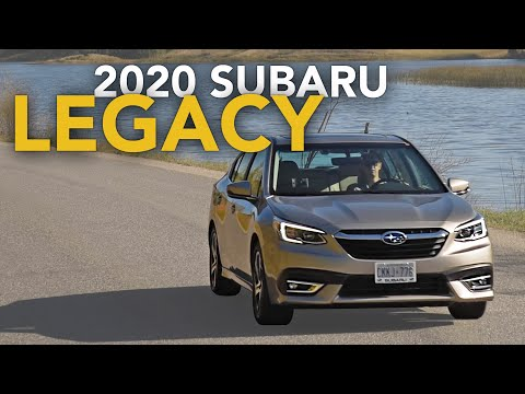 2020 Subaru Legacy Review - First Drive