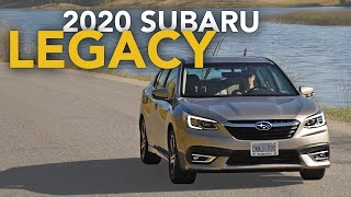2020 Subaru Legacy Review - First Drive