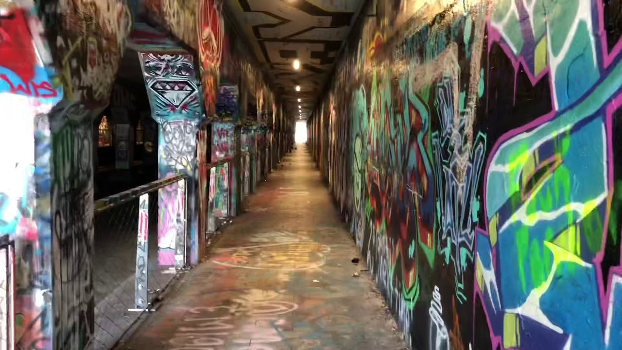Check Out Krog Street Tunnel