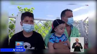 Graban documental sobre labor altruista de los médicos cubanos