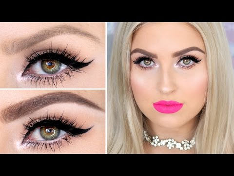 Video Eyebrow Transformation Tutorial ♡ NEW Benefit Brow Collection Review!