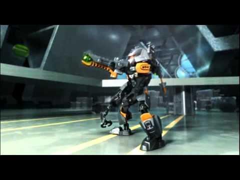 Vidéo LEGO Hero Factory 6223 : Bulk