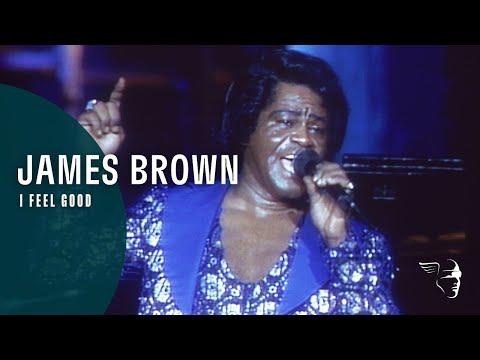 Concierto James Brown