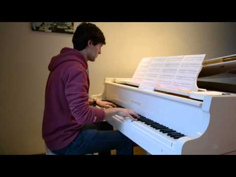 Pink Ft. Nate Ruess - Just Give Me A Reason - Piano Cover - SHEETS In Description Mp3