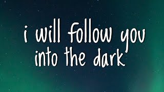 i will follow you into the dark jasmine thompson mp3 download