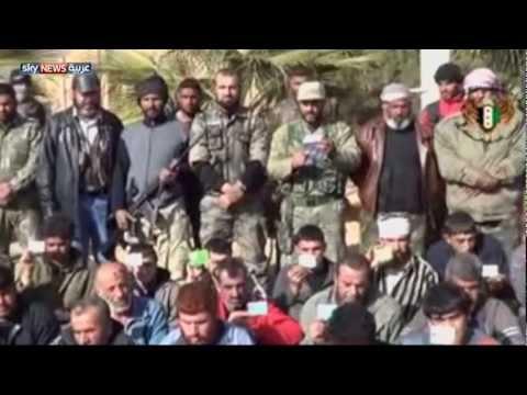 الجيش الحر يسيطر على بلدة معدان