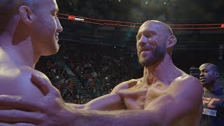 UFC Vancouver: Weigh In Highlight