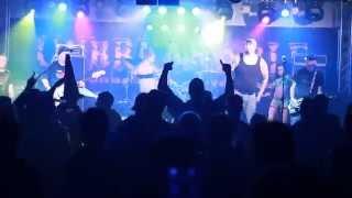 preview picture of video 'Unbreakable Festival - Rückblick Rockkonzert 2014 Flugplatz Gera/Leumnitz'