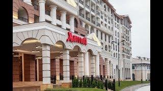 HOT NEWS: Почему стоит отдохнуть в Sochi Marriott Krasnaya Polyana?