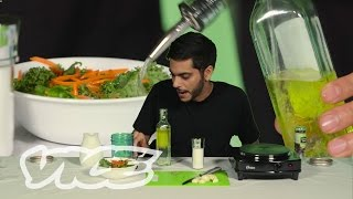SMOKEABLES: Salad Dressing That'll Get You Stoned