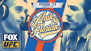 McGregor vs Nurmagomedov, Tyron Woodley, Brett Okamoto | EPISODE 173 | ANIK AND FLORIAN PODCAST