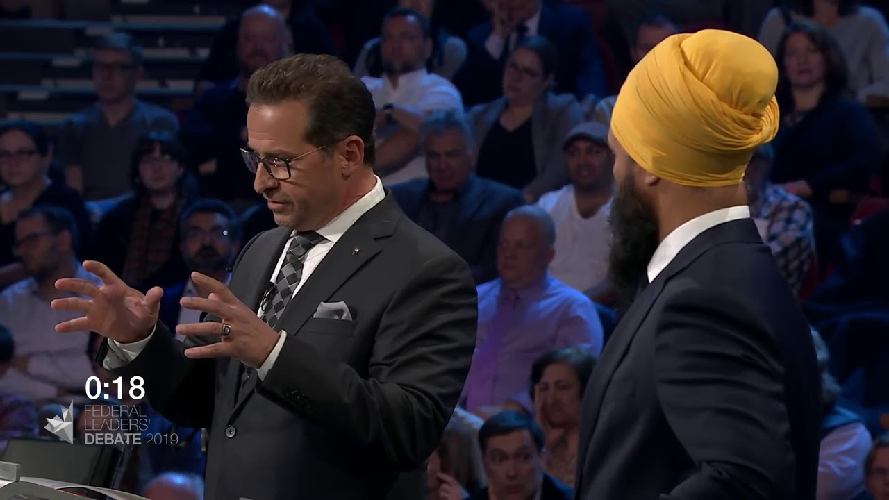 Yves-François Blanchet debates equalization to Quebec with Jagmeet Singh