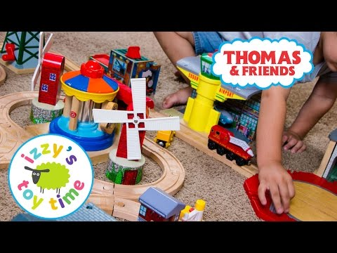 Thomas and Friends | Thomas Train Wooden Railway Surprise Grab Bag | Toy Trains for Kids with Brio