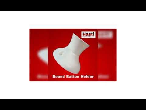 Round Batten Holder