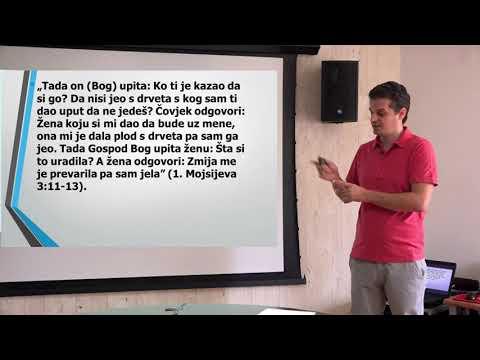 Zdravko Vučinić: Najveći čovjekov problem