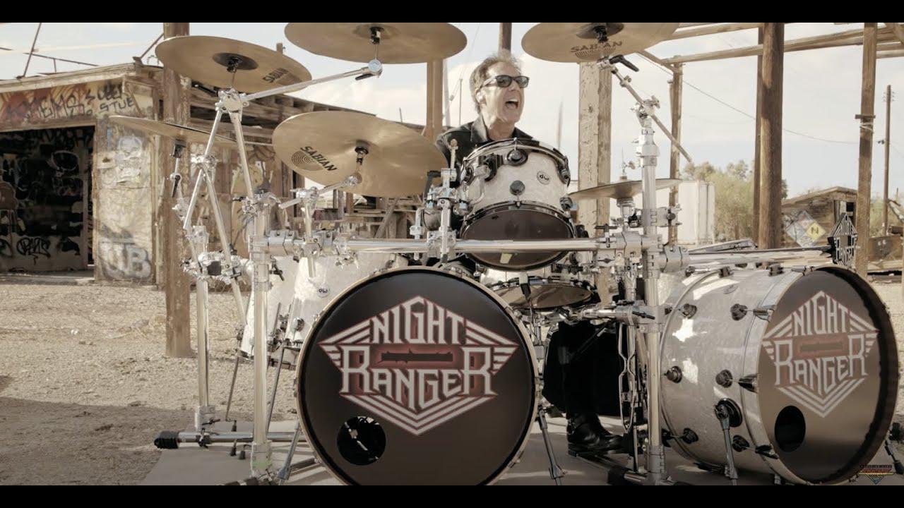 NIGHT RANGER - Break Out