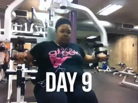 1 numesti svorio