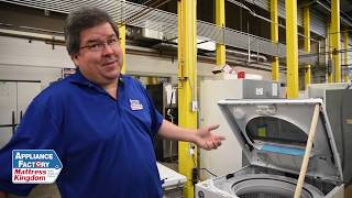 New Top Load Technology vs Washers with Agitators
