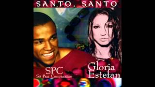 "Gloria Estefan & Só Pra Contrariar ""Santo, Santo"" (Spanish Version)"