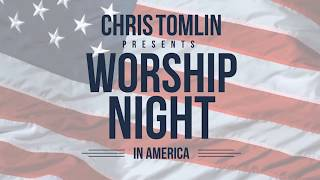 Why Chris Tomlin Invited Each Artist On Tour