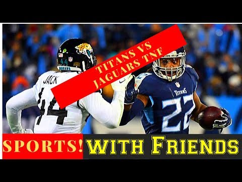 Tennessee Titans vs Jacksonville Jaguar Score and Live Play by Play!