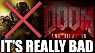 Doom: Annihilation Looks So Awful That ID Software Is Distancing Themselves From It