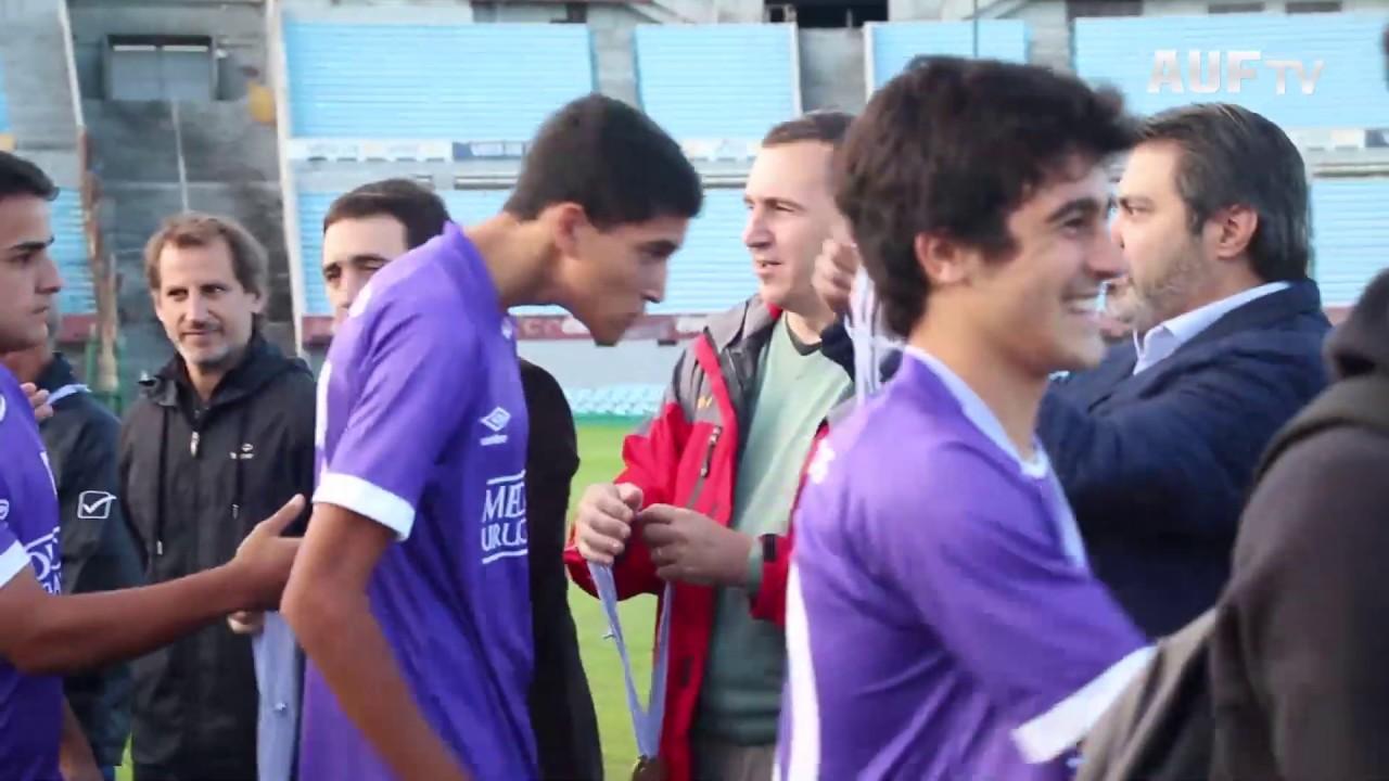 Torneo Integración AUF-OFi sub-17 - Defensor campeón