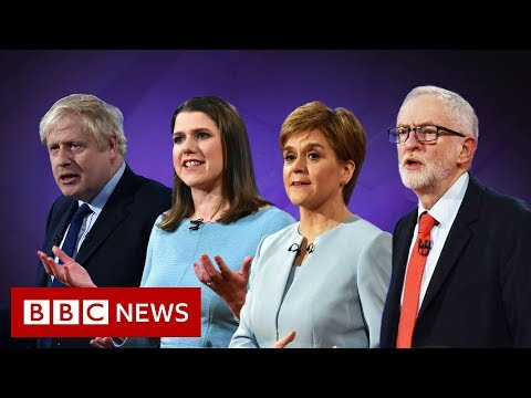 UK Election: Leaders' Question Time - BBC News