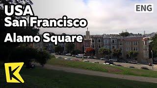 Alamo Square, San Francisco