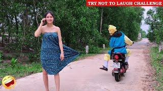 Cười Bể Bụng Với Ngộ Không Ăn Hại Và Gái Xinh - Phần 37 | Must Watch New Funny😂 😂Comedy Videos