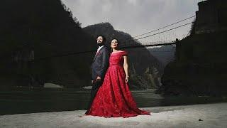 Uttarakhandi Pre-Wedding 2021 || Manish❤Priyanka || Preet Ku Rog || Ashish Chamoli