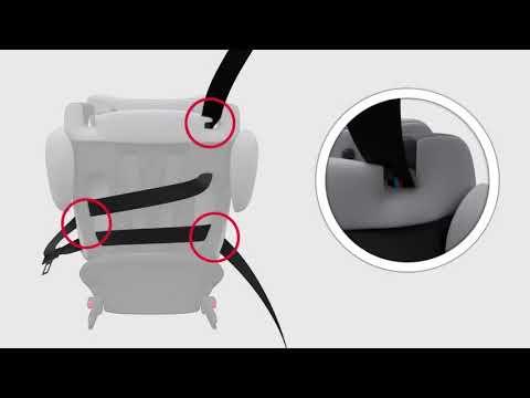 Автокресло Chicco Unico Isofix, 0-36 кг, чёрное цена и информация | Автокресла | 220.lv