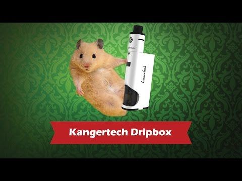Kangertech Dripbox - набор - видео 1