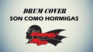 Son como hormigas | (Barón Rojo) | Drum Cover
